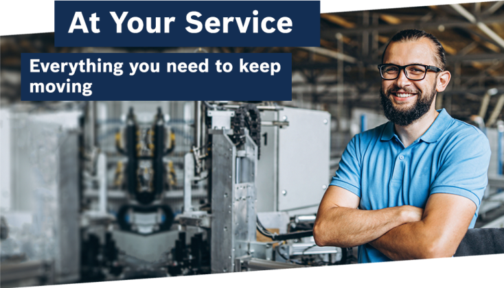 At Your Service - Everything you need to keep moving