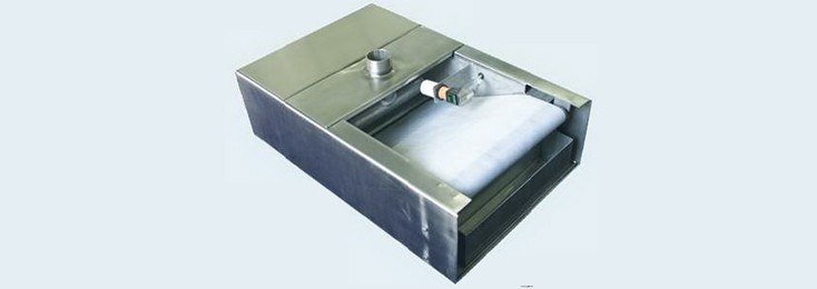 Gravity band filter LSF from Rexroth