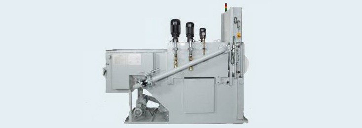 Low-pressure belt filter StUF from Rexroth
