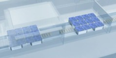 Linear Motion System for solar power