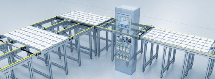 Products and solutions for the solar power industry