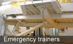 Emergency trainers