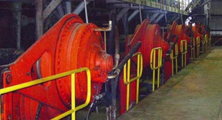 Benefits with Bosch Rexroth sugar production equipment